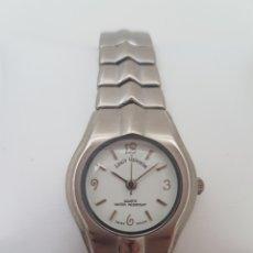 Relojes: RELOJ QUARTZ DE PULSERA UNISEX LOUIS VALENTIN. Lote 117696198