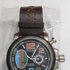 Relojes: RELOJ CALGARY DE CUARZO, EDICIÓN LIMITADA - NUEVO. Lote 118073107