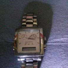 Relojes: ANTIGUO RELOJ DE PULSERA.CHAUMONT.MANECILLAS.DIGITAL.AÑOS 80/90...PARA REPARAR.. Lote 118213159