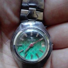 Relojes: ANTIGUO RELOJ GAVIOTA. Lote 118403923