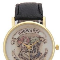 Relojes: RELOJ HARRY POTTER HOGWARS (COLOR NEGRO). Lote 119252831