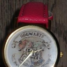 Relojes: RELOJ HARRY POTTER HOGWARS (COLOR ROSA). Lote 119252927