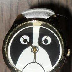Relojes: RELOJ PERRO (COLOR BLANCO). Lote 119403035