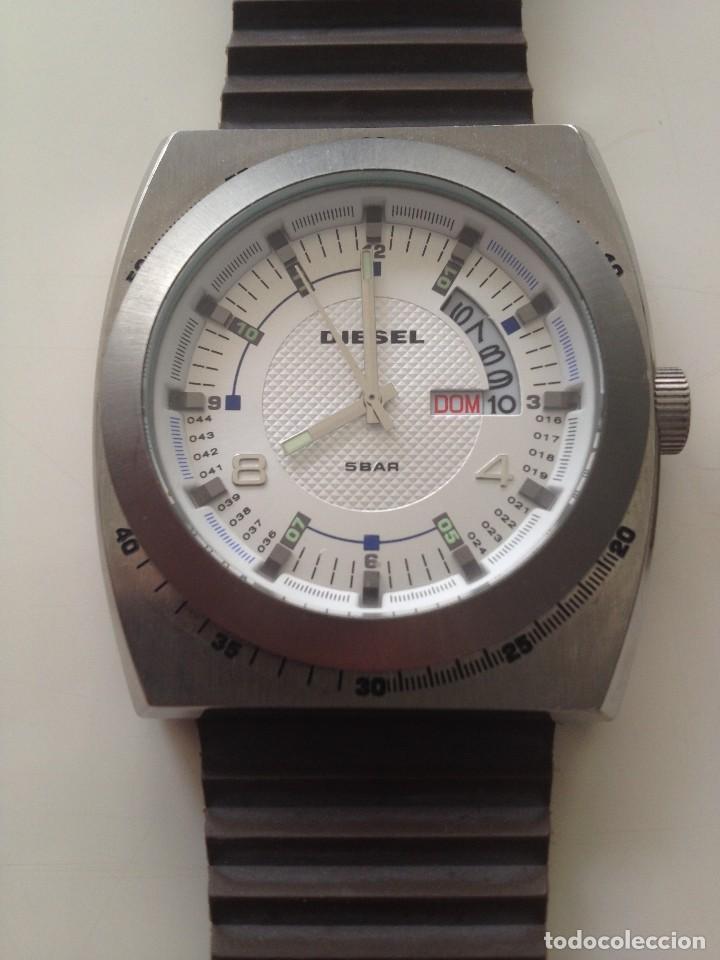 3a552ef6f629 4 fotos RELOJ MASCULINO DIESEL 5 BAR  2000 S (Relojes - Relojes Actuales -  Otros) ...