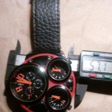 Relojes: A N LONDON 3 RELOJES PARA LLEVAR TRES TIPOS DE HORARIO. Lote 120631524