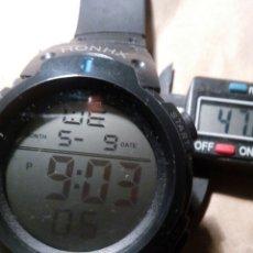 Relojes: ENORME QUATZT DIGITAL SIN USO. Lote 120633202