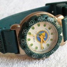 Relojes: RARO RELOJ GUADALMINA MARBELLA QUARTZ RESISTENTE AL AGUA. Lote 120641811