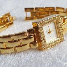 Relojes: BONITO Y LLAMATIVO RELOJ MUJER . Lote 120644323