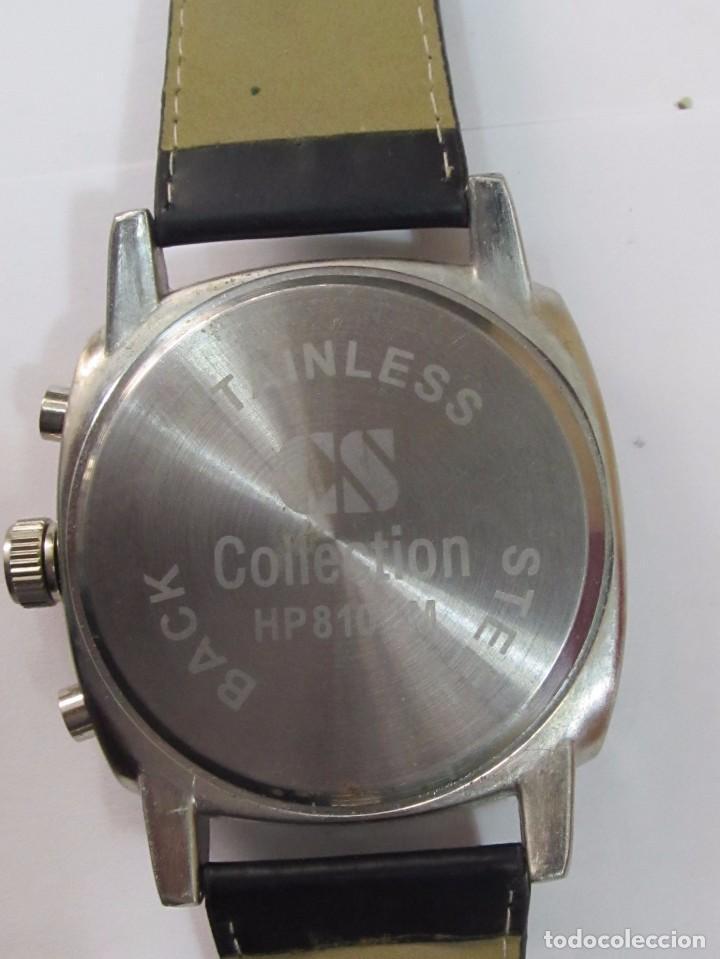 Relojes: RELOJ GRANDE DE CUARZO, CS COLLECTION - Foto 3 - 120828031