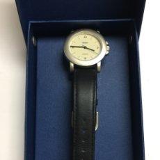 Relojes: RELOJ ADDEX QUARTZ REGALO DE LA CAIXA NUEVO EN SU CAJA. Lote 121239291