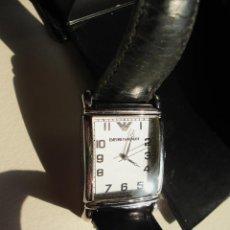 Relojes: RELOJ EMPORIO ARMANI MODELO AR-0231. EN SU ESTUCHE ORIGINAL.. Lote 121262643