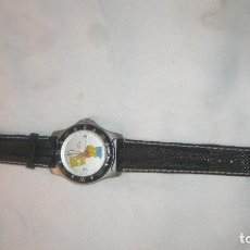 Relojes: RELOJ BART SIMPSON DE PULSERA. Lote 121344287