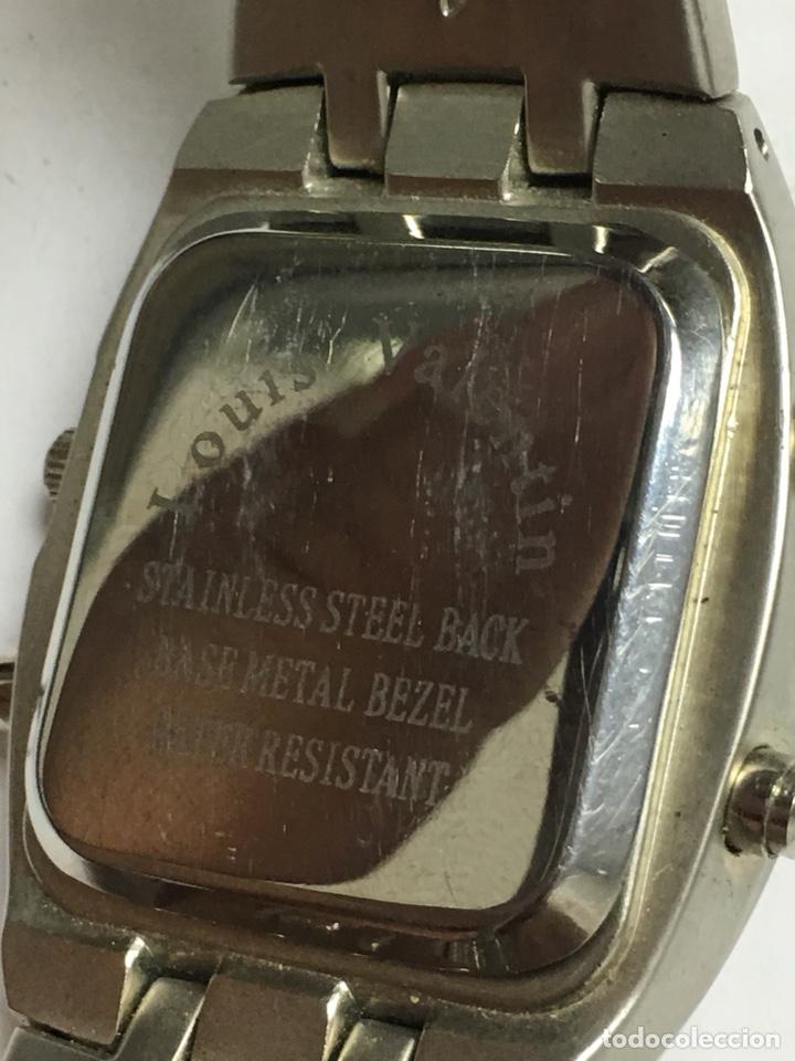 8510ca3c231c Relojes  Reloj Louis Valentín analógico y digital de los primeros para  coleccionistas - Foto 4