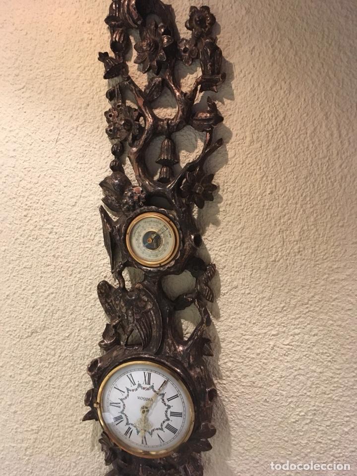 RELOJ PARED ROMAN (Relojes - Relojes Actuales - Otros)