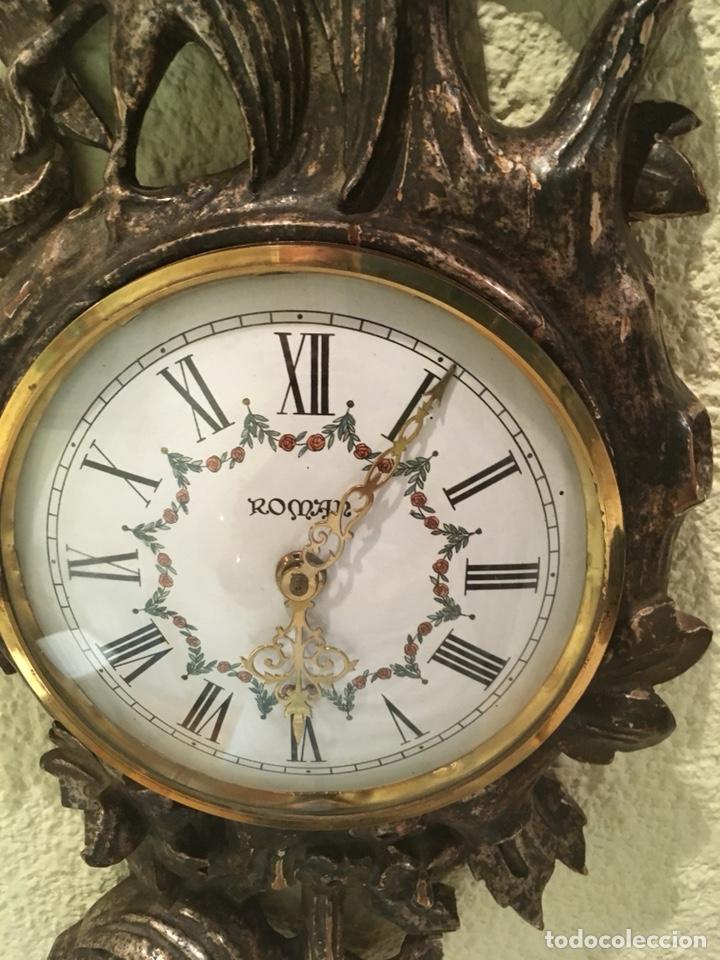 Relojes: RELOJ PARED ROMAN - Foto 4 - 122121978