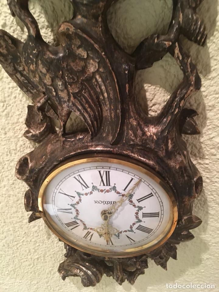 Relojes: RELOJ PARED ROMAN - Foto 7 - 122121978
