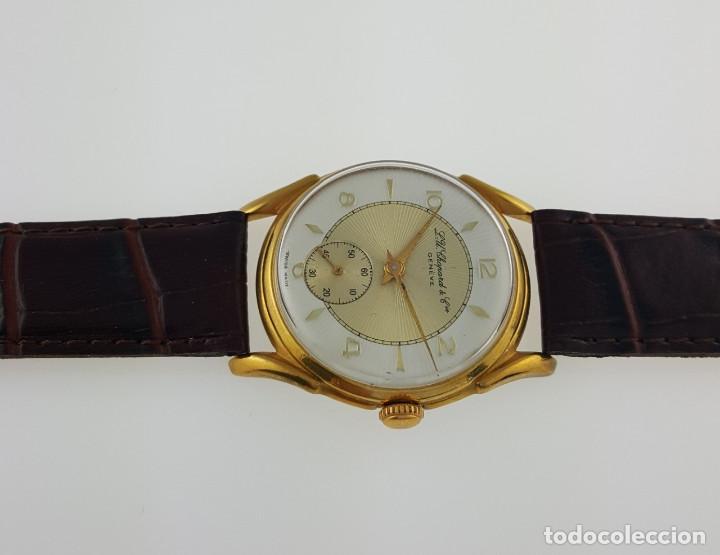 Relojes: CHOPARD PLAQUÉ ORO VINTAGE C.1.938-40 - Foto 2 - 122158215