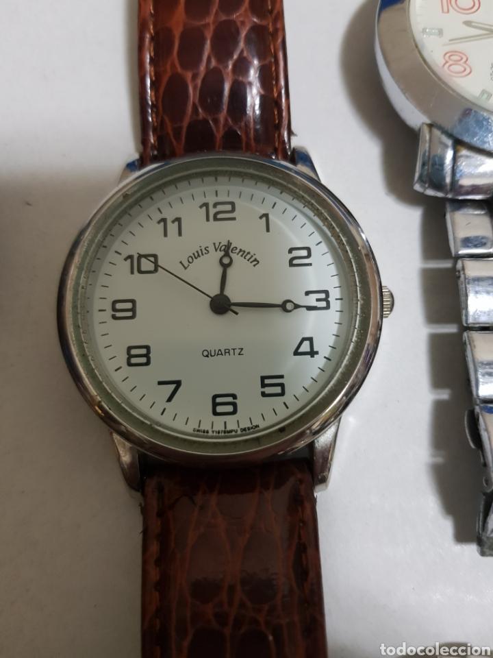 Relojes: Relojes Quarzo lote 18 varias marcas - Foto 3 - 122225575