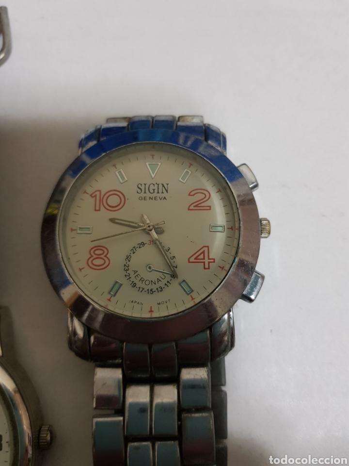 Relojes: Relojes Quarzo lote 18 varias marcas - Foto 4 - 122225575