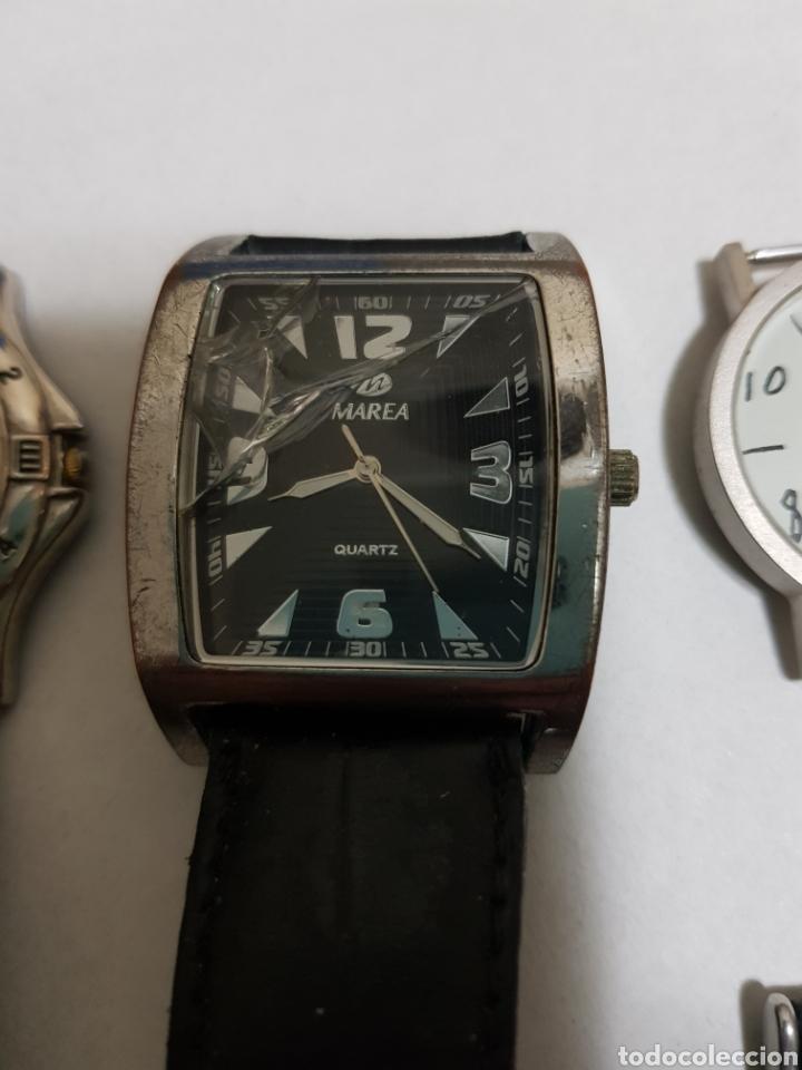 Relojes: Relojes Quarzo lote 18 varias marcas - Foto 6 - 122225575