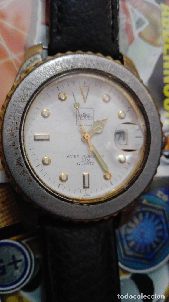 RELOJ GLOBETROTTER SIN COMPROBAR (Relojes - Relojes Actuales - Otros)