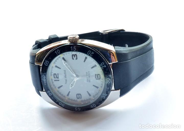 Real Con Pulsera Madrid Aún Century Reloj Plástico Best Club De Xx 4LAR35j