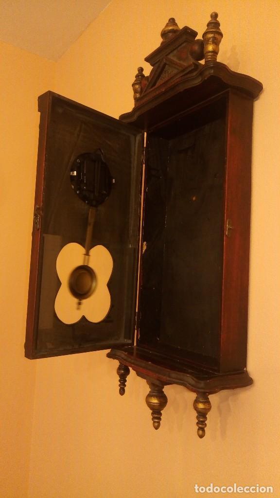 Relojes: RELOJ DE PARED. - Foto 3 - 122669739