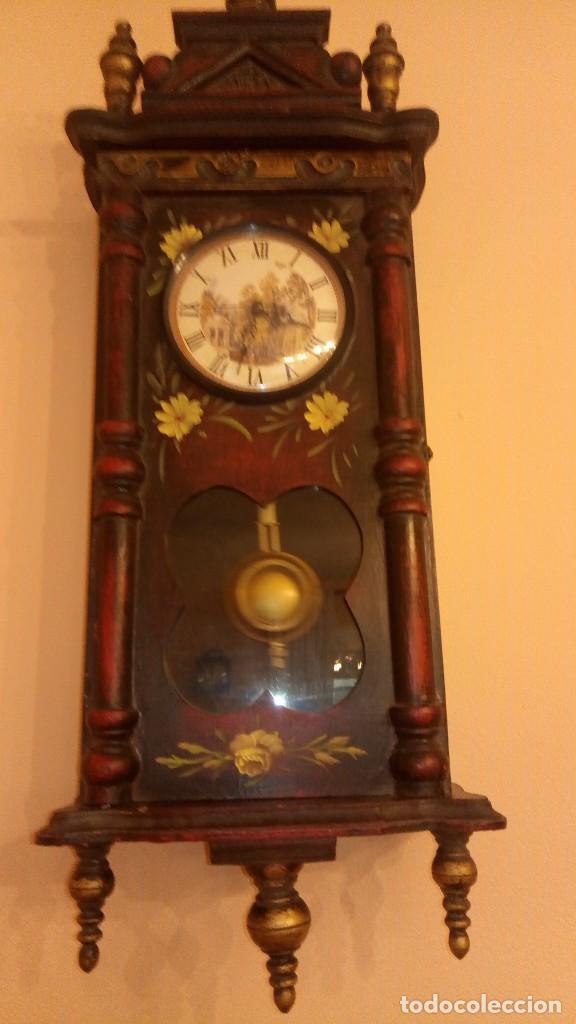 Relojes: RELOJ DE PARED. - Foto 4 - 122669739