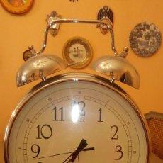 Relojes: GIGANTE RELOJ DESPERTADOR.. Lote 122669911