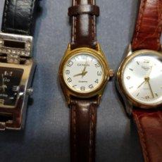 Relojes: RELOJES QUARZO LOTE 3 SELECT-GENEVA Y GO. Lote 122912575