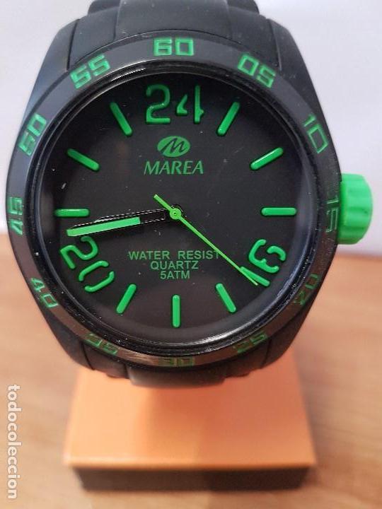 reloj caballero cuarzo marea de silicona con ta - Comprar Relojes ... 53dbc3c70be9