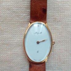 Relojes: RELOJ M & M QUARTZ - SWISS MADE.. Lote 123326043