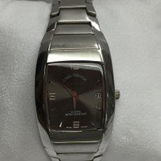 Relojes: RELOJ DE QUARTZ EN FUNCIONAMIENTO. Lote 123421540