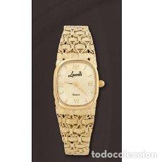 Relojes: RELOJ SEÑORA MACIZO EN ORO DE 18KL 750 MM LUCARELLI. Lote 123548675