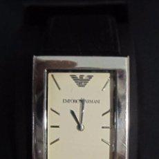 Relojes: RELOJ EMPORIO ARMANI DE CUARZO - EN SU ESTUCHE. Lote 123750639