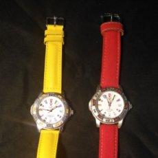 Relojes: PAREJA RELOJES TIME FORCE. Lote 124165966