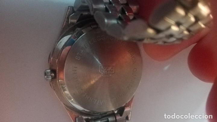 Relojes: RELOJ KING QUARTZ CON CALENDARIO SIN COMPROBAR - Foto 3 - 124175019