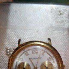 Relojes: RELOJ RADIANT CUARZO FUNCIONANDO PILA NUEVA. Lote 124186443