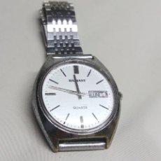 Relojes: RELOJ RADIANT DE CUARZO. Lote 124307819