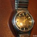 Relojes: RELOJ MARCA ORIENT RESISTENTE AL AGUA, CADENA EXTENSIBLE. CRISTAL RAYADO. Lote 125349935
