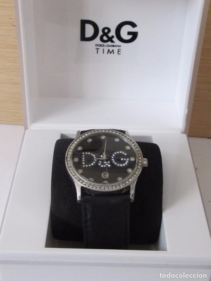 ff45f4df5f 5 fotos RELOJ DOLCE Y GABBANA D&G DE CUARZO, EN SU ESTUCHE (Relojes -  Relojes Actuales ...