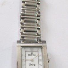 Relojes: RELOJ KRONOS DE CUARZO, SWISS MADE. Lote 125411715