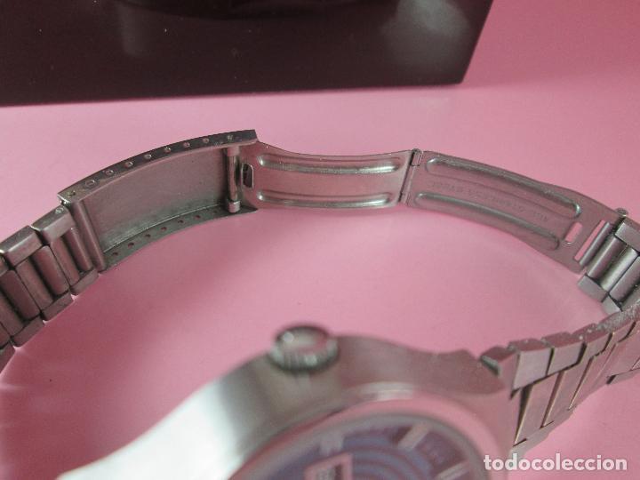 Relojes: reloj-fortis-eden rock-automático-suizo-40 mm sin corona-grueso-precioso-ver fotos+descripción - Foto 6 - 125446187
