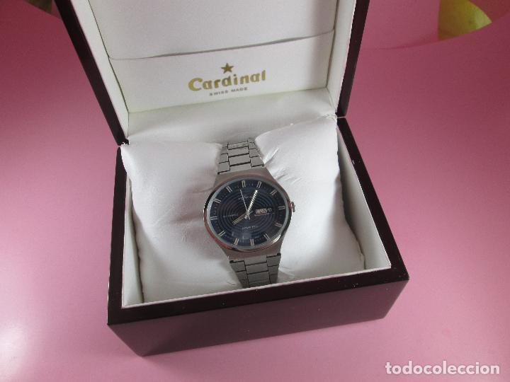 Relojes: reloj-fortis-eden rock-automático-suizo-40 mm sin corona-grueso-precioso-ver fotos+descripción - Foto 13 - 125446187