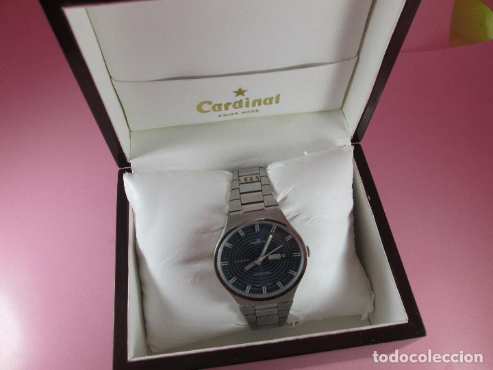 Relojes: reloj-fortis-eden rock-automático-suizo-40 mm sin corona-grueso-precioso-ver fotos+descripción - Foto 16 - 125446187