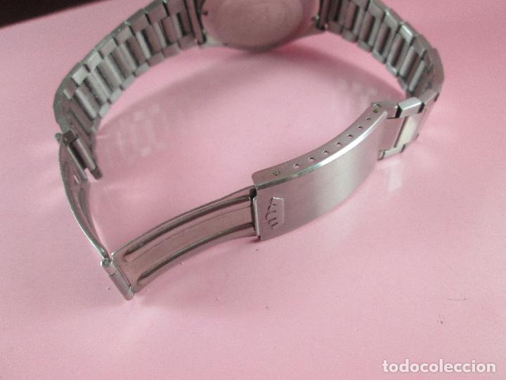Relojes: reloj-fortis-eden rock-automático-suizo-40 mm sin corona-grueso-precioso-ver fotos+descripción - Foto 24 - 125446187
