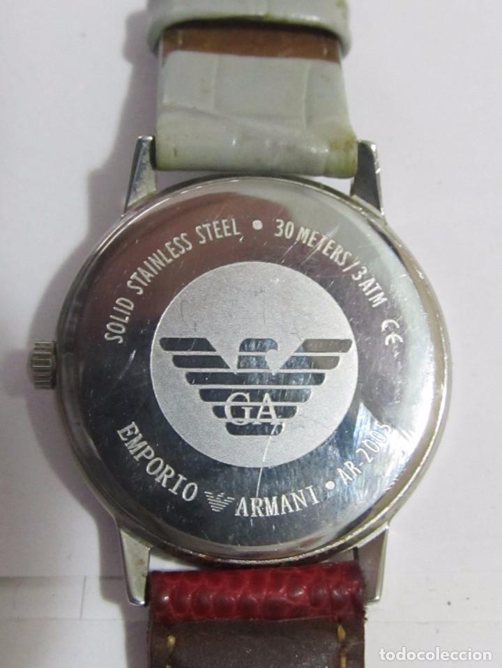 Relojes: RELOJ EMPORIO ARMANI DE CUARZO - Foto 3 - 126492755