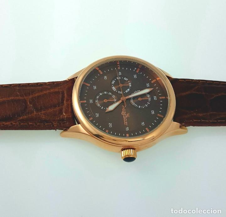 Relojes: PHILIPPE BIGUET ¡¡NUEVO A ESTRENAR!! - Foto 2 - 126507263