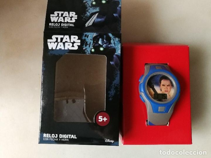 Relojes: Reloj de pulsera azul Star Wars - Foto 2 - 126636983