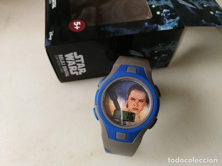 Relojes: Reloj de pulsera azul Star Wars - Foto 3 - 126636983